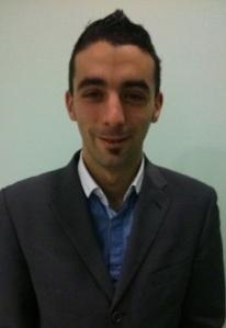 Carlos Pérez coordinador de balonmano moncayo